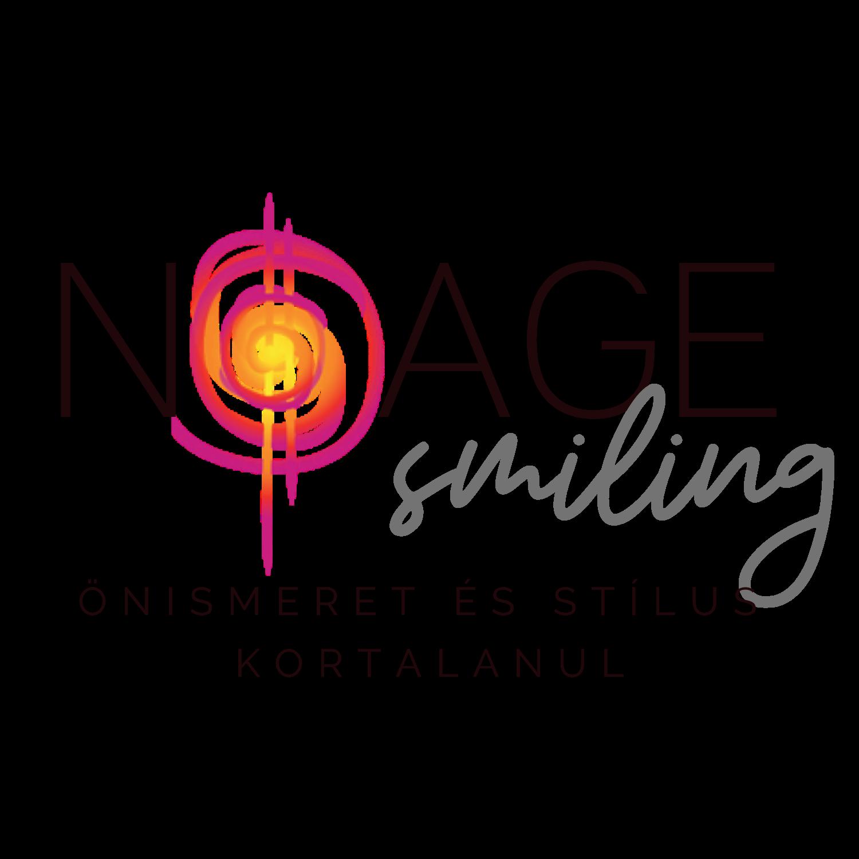 Noage Smiling